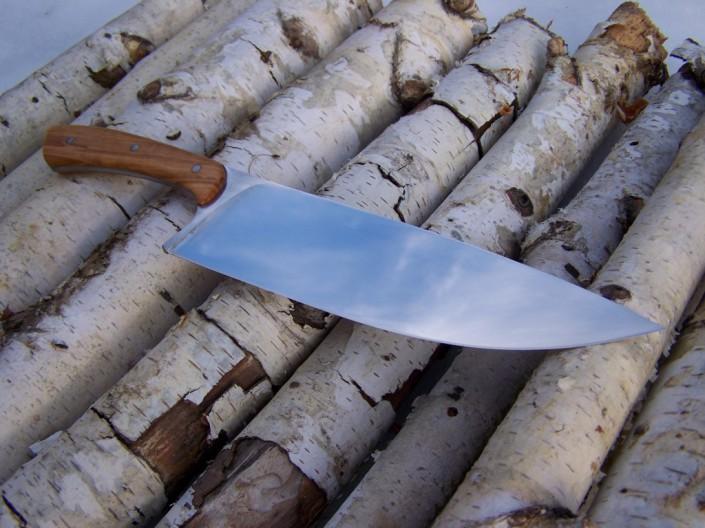 Couteaux sur mesure de cuisine type chef