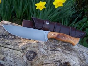 Wildlife knife