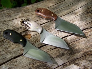 Very small utility or box cutter knives